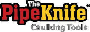 PipeKnife Caulking Tools