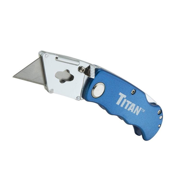 Titan Folding Blade angle