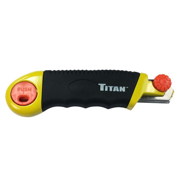 Titan Auto Loading Snap-Off Knife
